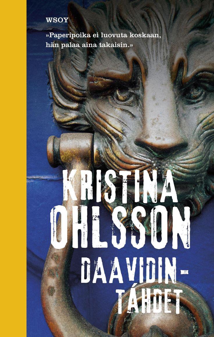 Daavidintähdet - Kristina Ohlsson - #kirja