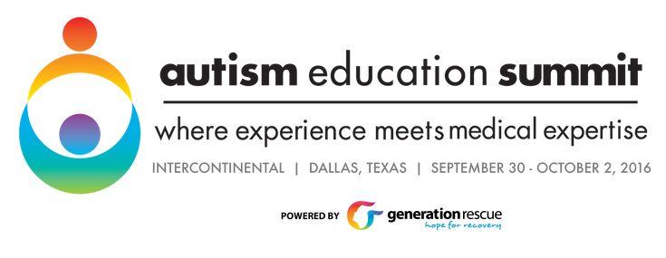 Autism Education Summit: Dallas 2016   Schedule   powered by RegOnline