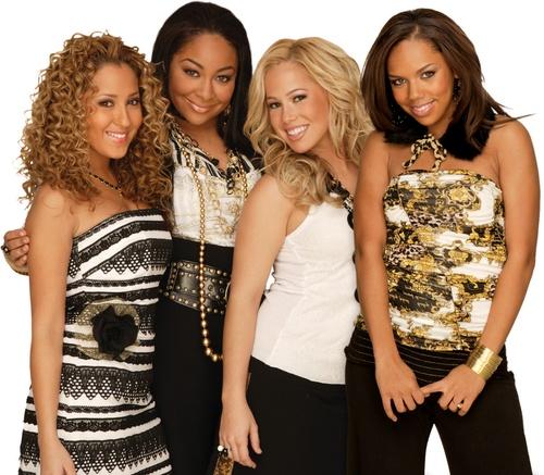 <3The Cheetah Girls<3