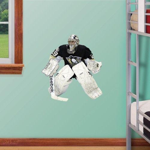 Fathead Jr. NHL Player Wall Decal, Black