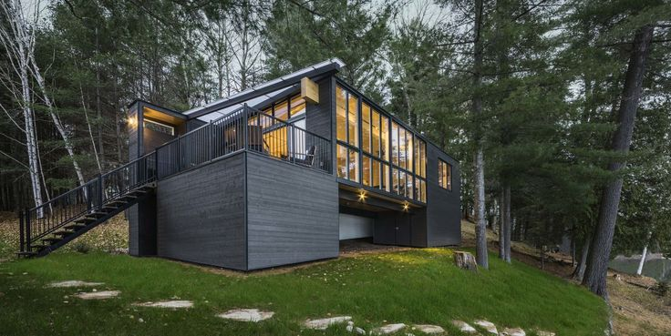 Paul Kariouk · Cross-Laminated-Timber Cottage · Divisare