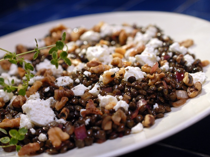 28 best laura calder recipes images on pinterest french food french lentils with walnuts and goat cheese recipe laura calder recipes cooking channel i hope my mom makes this for me one day forumfinder Choice Image