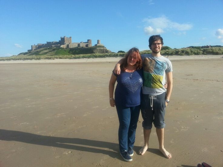 Trisha &  Matthew at Bamburgh