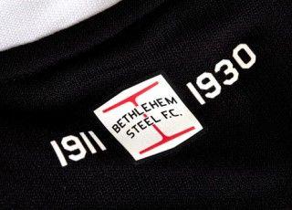 New Philadelphia Union Soccer Uniforms Pay Homage to Bethlehem Steel F.C.