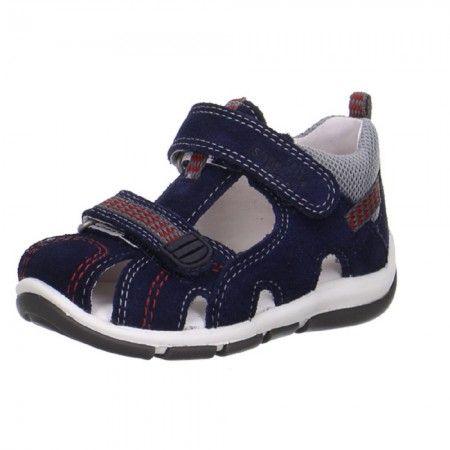 Superfit Freddy 140-81 Blue Sandals