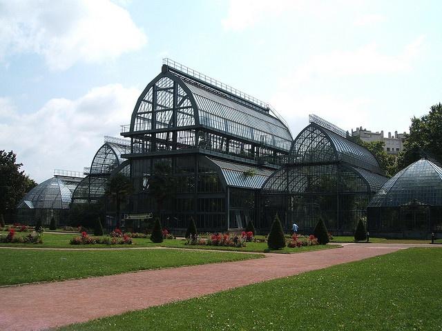 Jardin Botanique Lyon, Parc de la tete d'Or (golden head park)