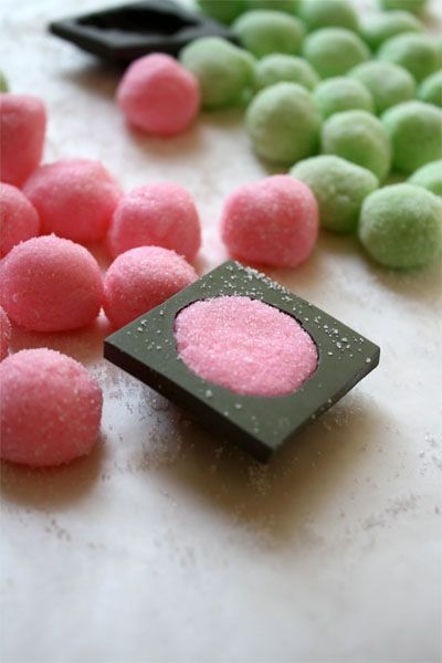 Cream cheese mints!