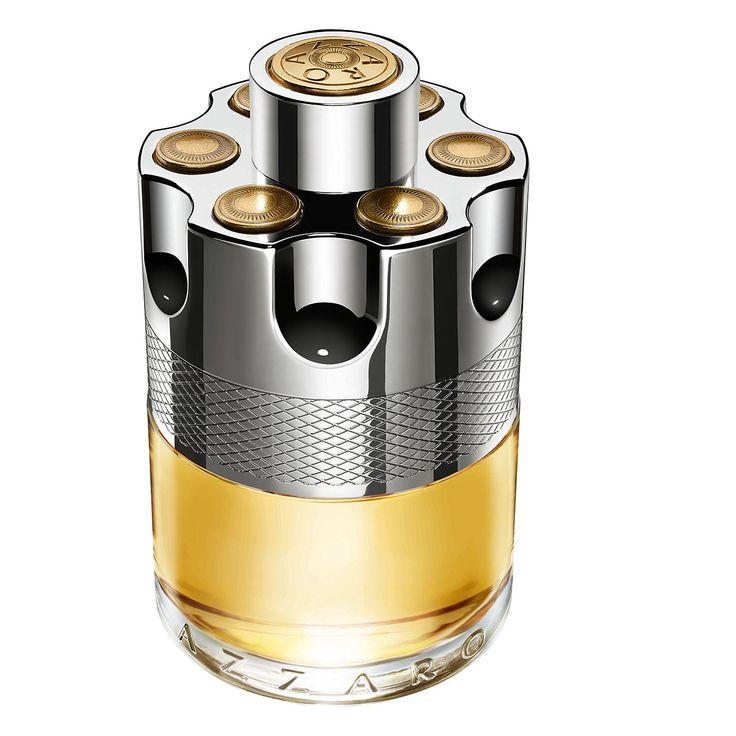 Frasco do perfume Wanted da marca Azzaro lançado em 2016
