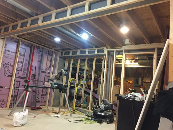 Lovely How to Insulate A Basement Ceiling