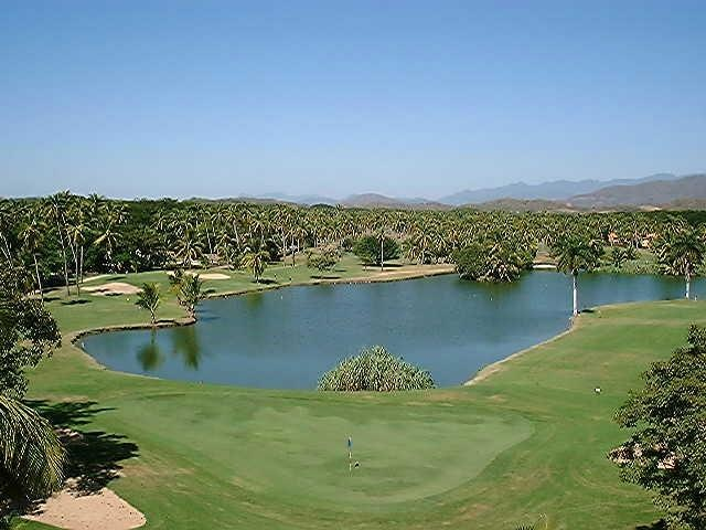 Golf Course Palma Real
