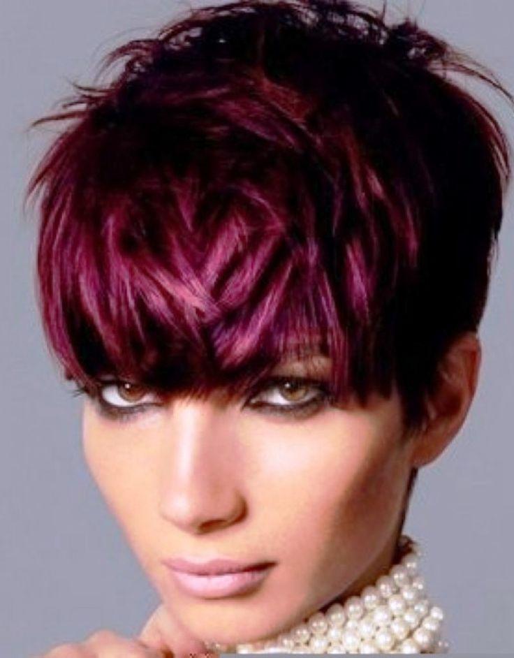 Best 25+ Feminine short hair ideas on Pinterest   Long pixie ...