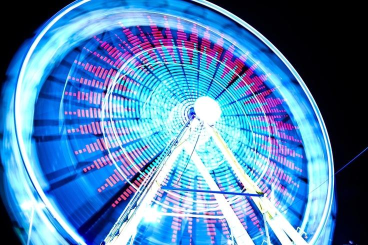 Pixel Ferris Wheel