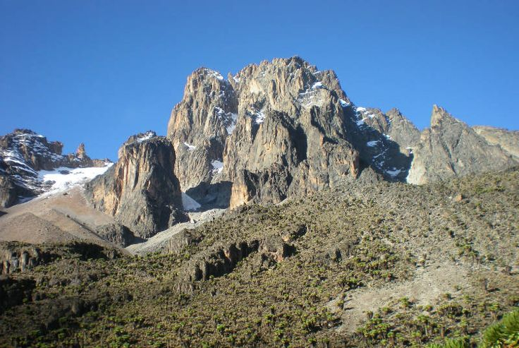 Climb some of the highest mountains in Africa! http://www.wunderbird.com/safari/rejser_til_kenya