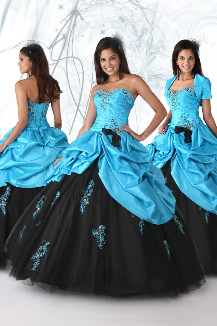 18 best quinceanera dresses images on Pinterest | Ball gown, Cute ...