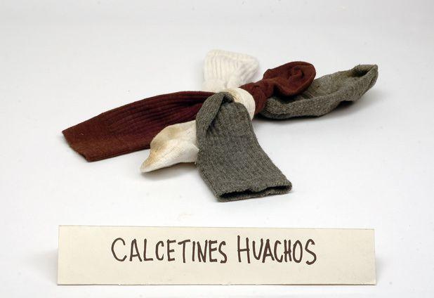 Artefactos de Nicanor Parra se exponen en España | Emol Fotos
