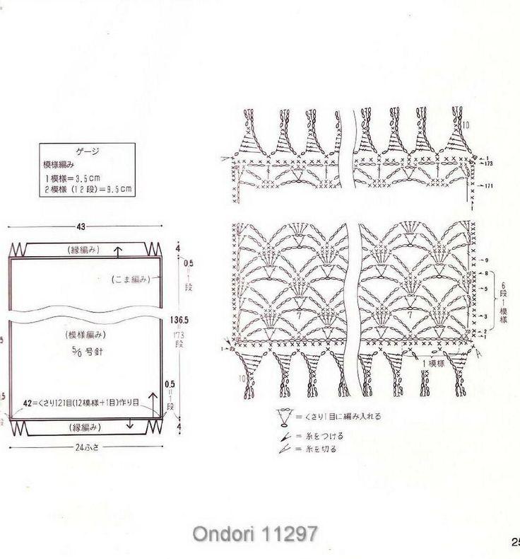 #ClippedOnIssuu da Ondori shawl vest bag hat 2000