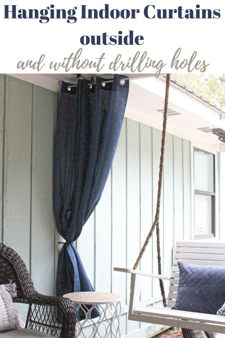 46++ Hanging drapes without drilling ideas in 2021