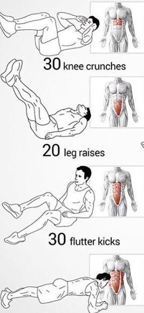 Ab workout #absworkout