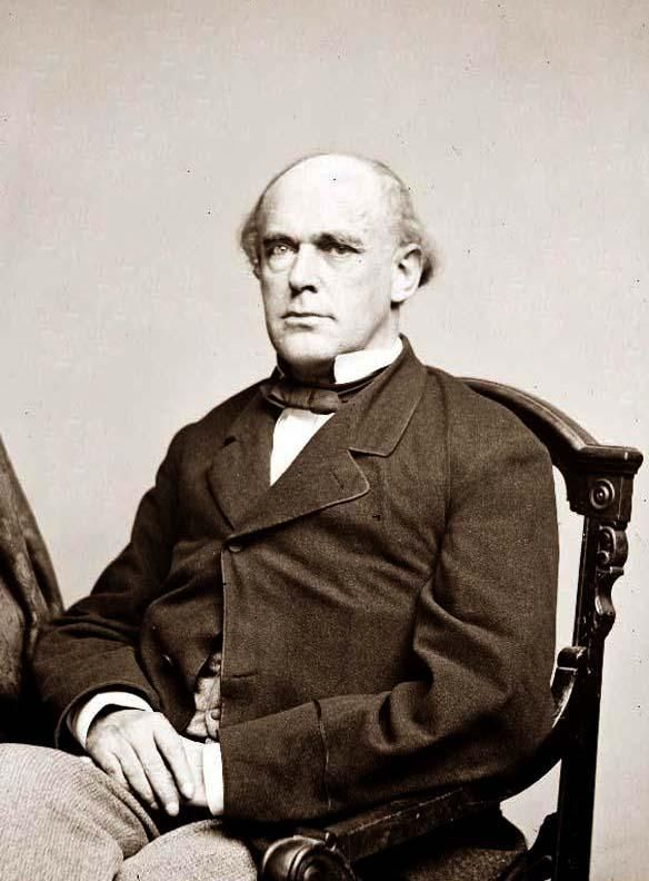 Honorable Salmon P. Chase