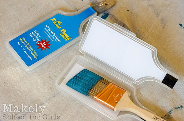 how to clean paint rollers with turpentine