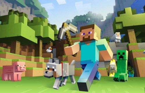Game Penguras Baterai Smartphone Android - Minecraft-Pocket Edition