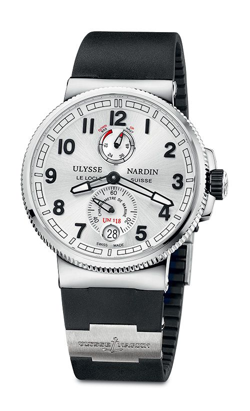 Powered by Caliber UN-118 a technological gem ULYSSE NARDIN Marine Chronometer Manufacture (See more at: http://watchmobile7.com/articles/ulysse-nardin-marine-chronometer-manufacture) (5/5) #watches #ulyssenardin