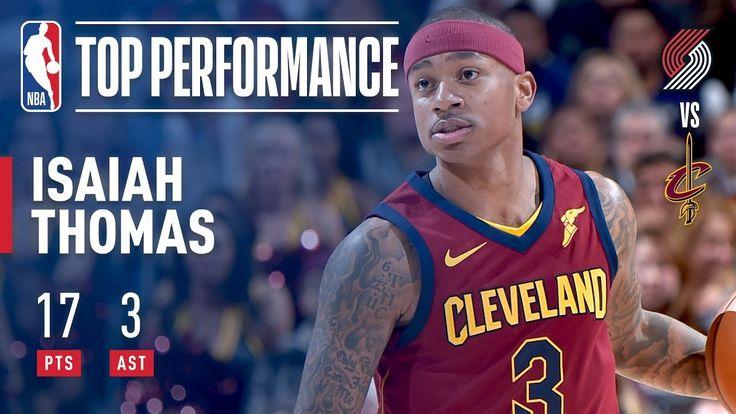 NBA News: Isaiah Thomas Shows Out In His Cavaliers Season Debut vs The Blazers #latestnews #worldnews #news #currentnews #breakingnews