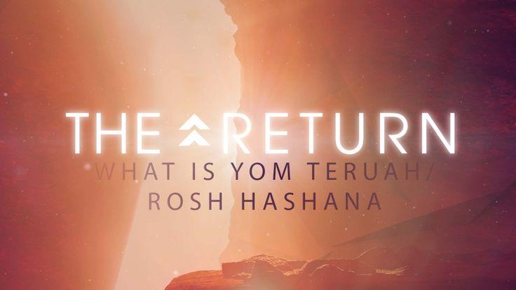 THE RETURN: What is Yom Teruah/Rosh Hashanah