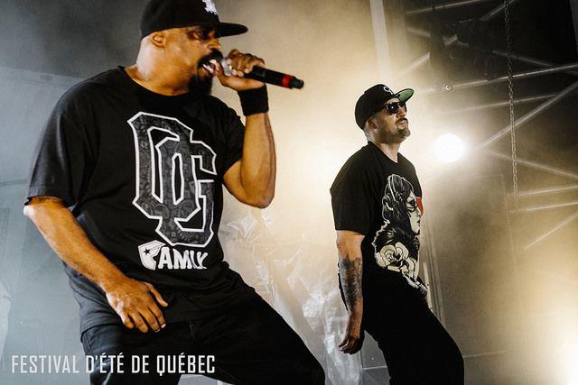 Cypress Hill sur la Scène Loto-Québec, Parc de la francophonie // 10 juillet 2014