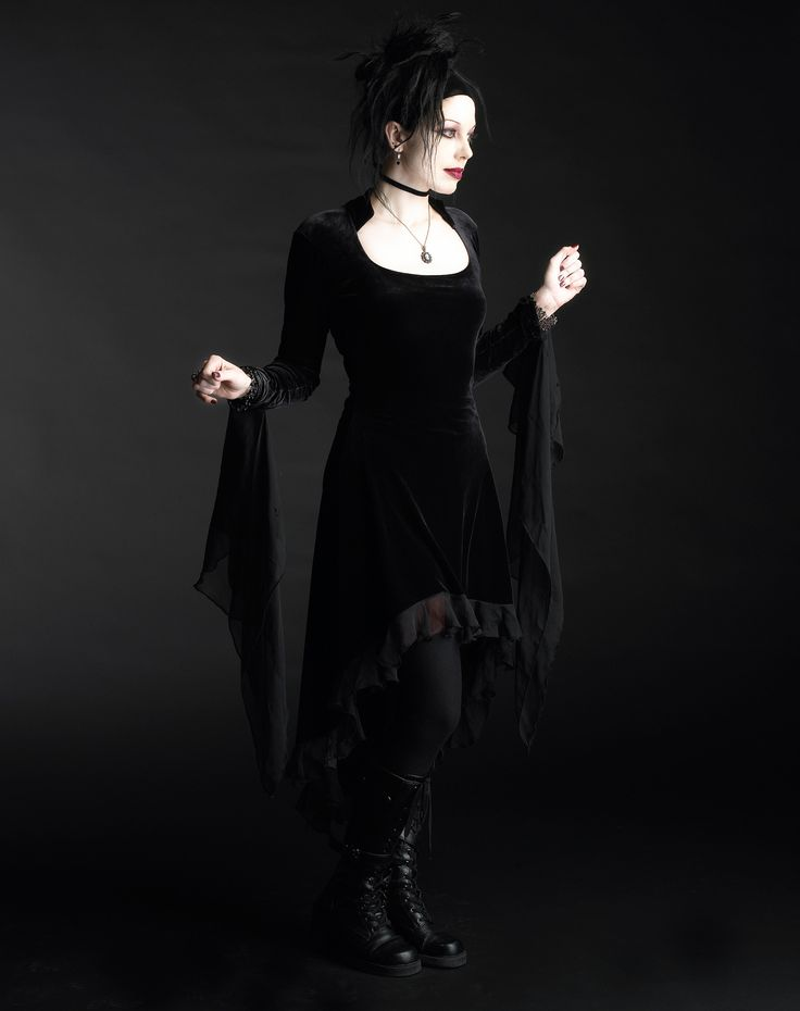 Circee Gothic Dress