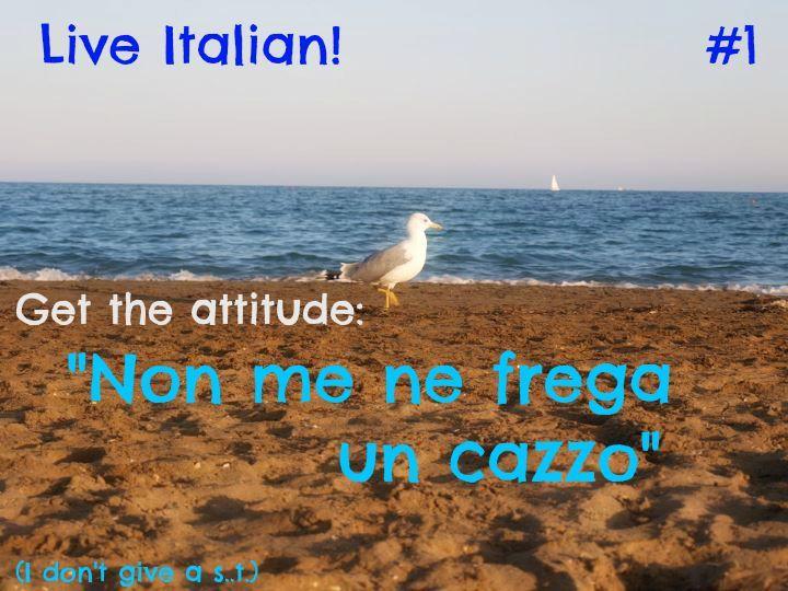 Live Italian! ... inspired by Italian lifestyle | Lesson of Italia