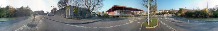 Salle Jacques Brel à Champs-sur-Marne - 2004