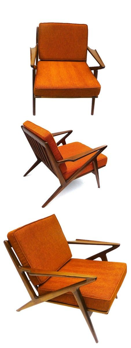 It's hard to ignore a good comfy lounge chair, I enjoy this subtle design that doesn't demand too much attention to itself.