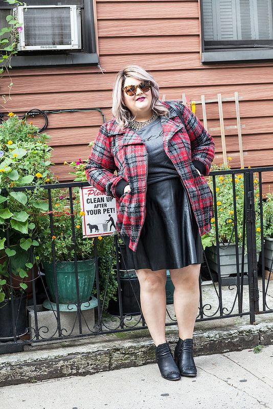 Plus-Size Blogger Nicolette Mason on Her New All-Sizes Fashion Line via @WhoWhatWear