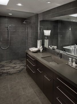 Paradise Valley Resident - contemporary - bathroom - other metro - Fannin Interiors