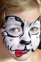 Pet Play Dog Face Paints