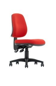 The Magnum Medium Back Chair provides a superior, comfortable level of sitting support during your working day. Suitable for users wanting a mid size back that sits under the shoulder blades. The Chair can be optioned with Small, Standard and Large Seat sizes. #seated #magnum #chair #design seated.com.au
