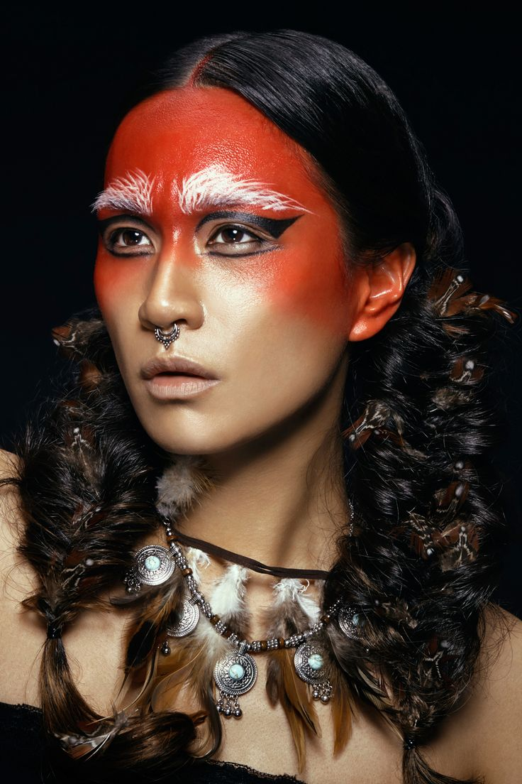 Tribal Beauty collaboration with Academy of Design HK