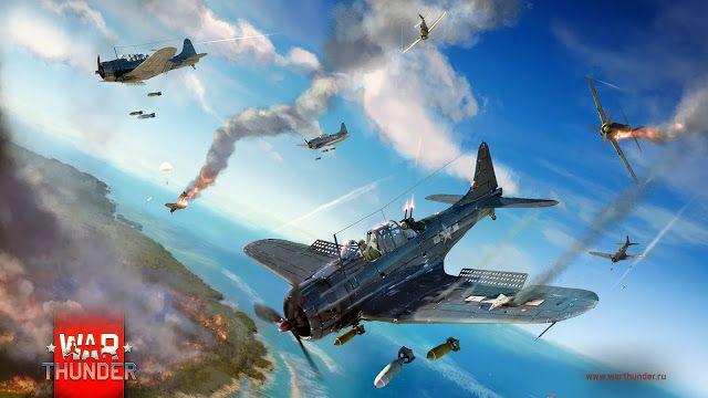 Онлайн Игры: War Thunder