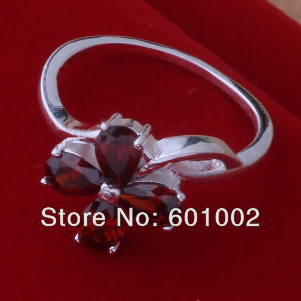 GY-AR053 SIZE 7 # BIG sale ! Free Shipping Wholesale 925 silver fashion RING RTERTYERY US $3.99