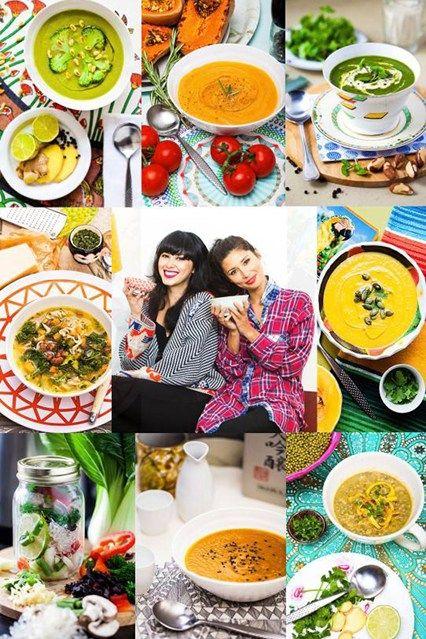 Hemsley & Hemsley: Soup Compilation (Vogue.com UK)