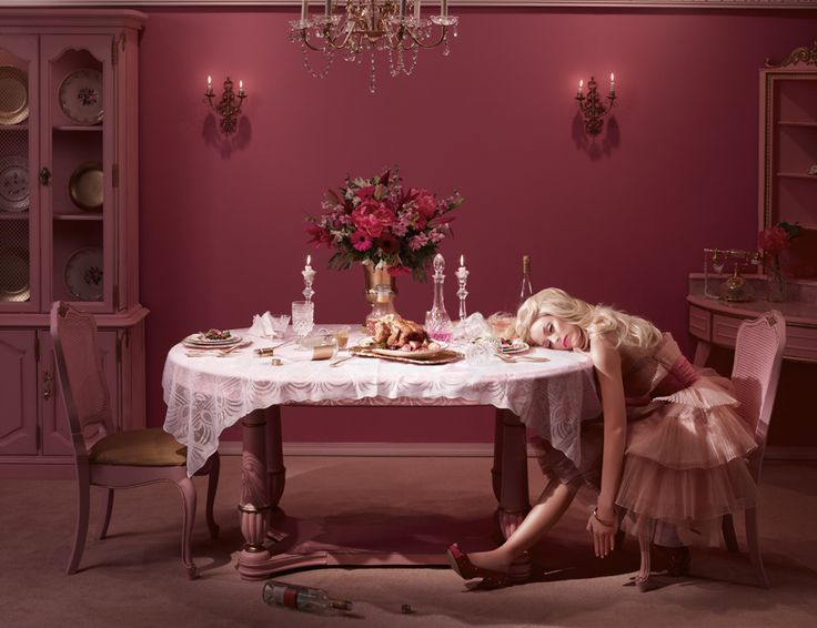 PassedOut_f1 2    http://dinagoldstein.com/in-the-dollhouse/