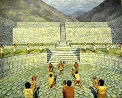 06 – Luego al posterior fenómeno de Chavín, un importante centro cultural que articuló las sociedades agrícolas de su época hasta el 200 aC.