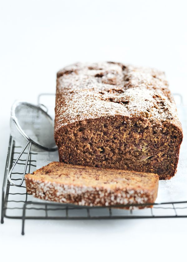 banana and peanut butter bread | Favorite Recipes | Pinterest