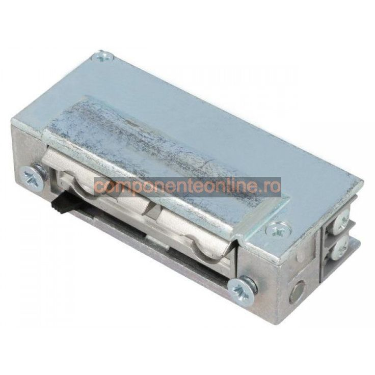 Yala electromagnetica, 12V, AC, DC, 18,5mm, cu intrerupator, Lockpol - 006954