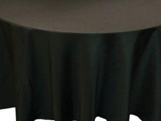 Black or White Linen for 1.8 Round $25.00