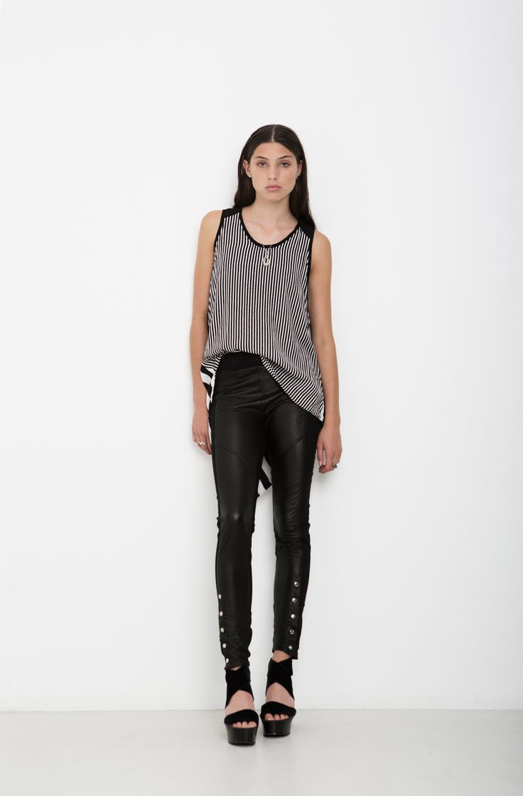 PALACE TANK | DUSTBOWL SKINNIES