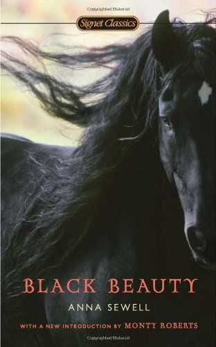 Book Cover Of Black Beauty : Black beauty signet classics by anna sewell