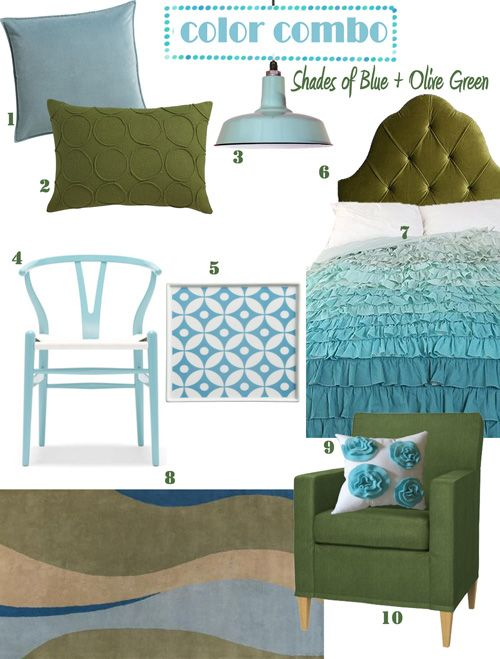 115 best images about color turquoise terracotta wine for Olive green bedroom designs