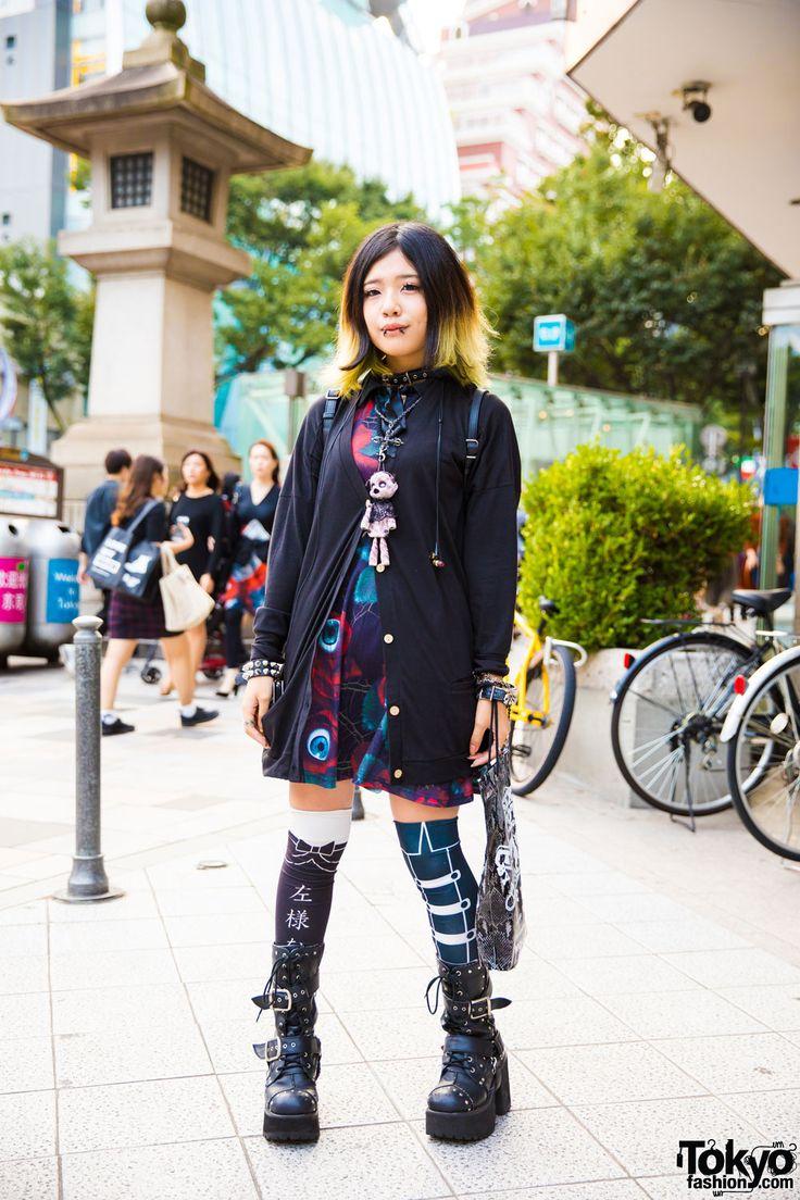 для этого японский уличный стиль одежды фото окончания